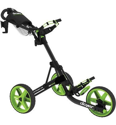 UPC 010027967682, Clicgear 3.0 Cart Model (Charcoal/Lime)