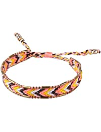 Friendship Handmade Bracelets Woven Braided Wide Bohemian Bracelet for Summer Party Favor