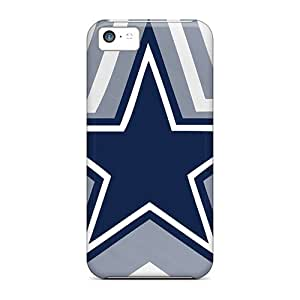 EWG3956LoLv Tpu Case Skin Protector For Iphone 5c Dallas Cowboys With Nice Appearance