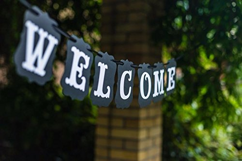 WELCOME Bunting Banners Party Decoration ()