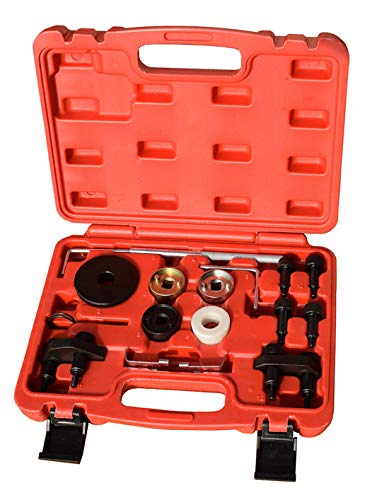 (YOTOO Engine Camshaft Locking Alignment Timing Tool Kit for Audi VW Skoda VAG 1.8 2.0 TFSI EA888 SF0233)