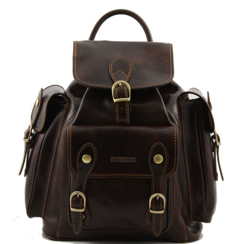 Tuscany Leather, Borsa a spalla donna Marrone marrone