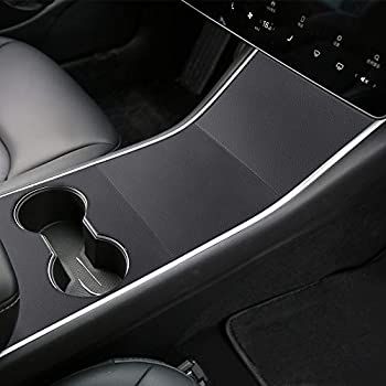 Amazon.com: EV Wraps Tesla - Envoltura para consola central ...
