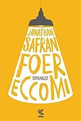 Jonathan safran foer latest book
