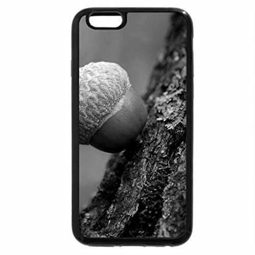 iPhone 6S Plus Case, iPhone 6 Plus Case (Black & White) - Acorns