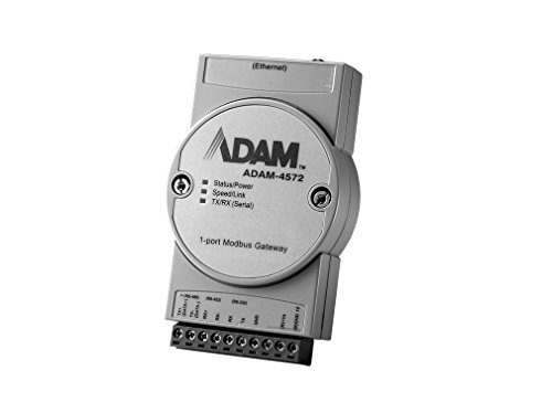 Adam Modules - Gateway Module, ADAM-4572 Series, 1 Port, ASCII command, Modbus, RTU