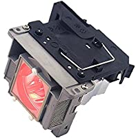 VLT-HC910LP Projector Replacement Lamp with Housing for Mitsubishi HC1100 HC1500 HC1600 HC3000 HC3100 HC910 HD1000
