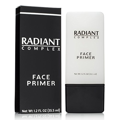 Radiant Complex Face Primer - Flawless Base for Foundation and Makeup -1.2 Fl Oz (Cosmetic Base)