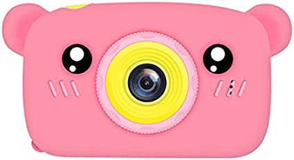 Amyove 2 Pulgadas de Pantalla HD Mini cámara Digital para niños ...