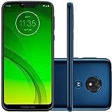 Smartphone, Motorola, Moto G7 Power, XT1955 - 1, 32 GB, 6.2 ´ , Azul Navy