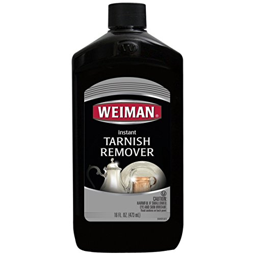 (Weiman Instant Tarnish Remover for Silver & Copper 16 fl oz - 6 pack)