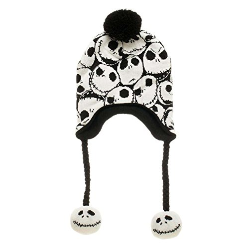 Jack Skellington Laplander Hat
