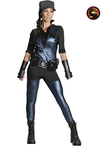 Sonya Blade Adult Costume - Large