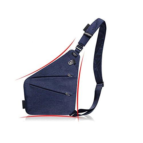 Marco Polo Shotgun Cross Bag (navy)