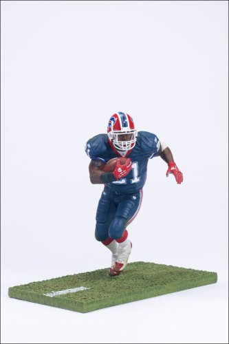d31df9d3 Sports Picks NFL Series 11 Willis McGahee Blue Jersey by Unknown