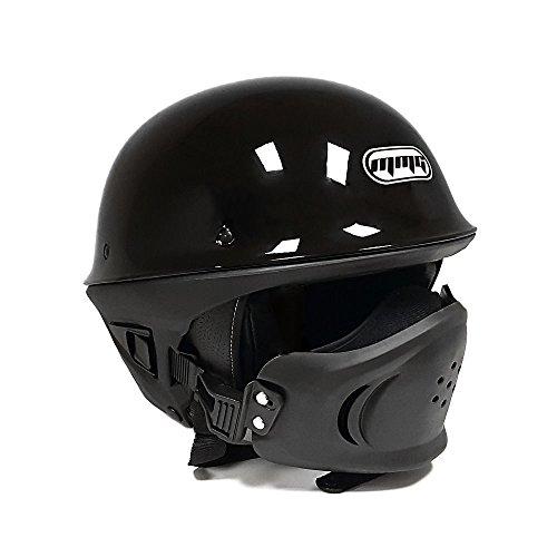 Xl Half Helmet - 3