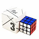 CuberSpeed YJ MGC 3x3 M Black speed cube YJ MGC Magnetic 3x3x3 Magic cube puzzle