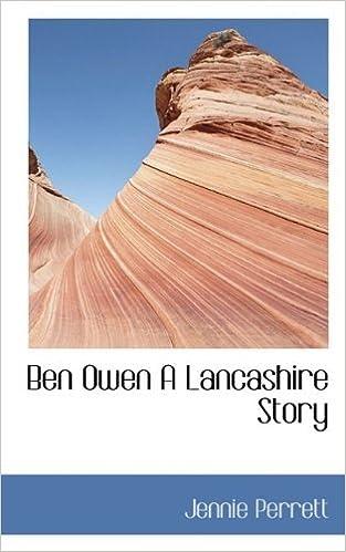 Book Ben Owen A Lancashire Story by Jennie Perrett (2009-09-21)