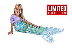 Allstar Innovations - Snuggie Tails - Mermaid Blanket For...