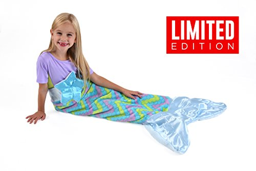 Best Baby Costumes Ever (Allstar Innovations - Snuggie Tails - Mermaid Blanket For Kids (Blue), As Seen on TV)