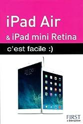 iPad Air et iPad mini Retina c'est facile