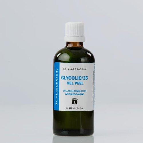 Acide Glycolique Peel 35% de Gel, 100ml (Professionnel)