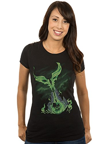 JINX World of Warcraft: Legion Women's Obelisk Premium Cotton/Poly T-Shirt