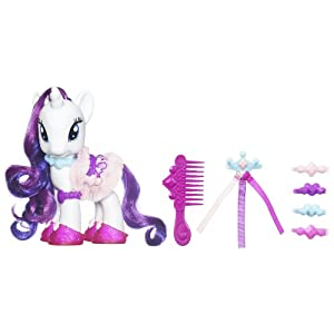 My Little Pony Fashion Style Rarity Toys Games