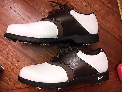 New nike duracomfort air accel classic golf shoes home for Classic house golf shoes