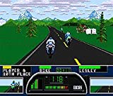 16bit MD Sega game card---ROAD RASH II