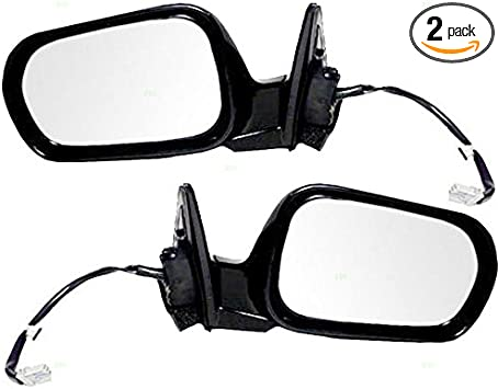 Brock Replacement Passenger Power Side View Mirror Compatible with 2018-2020 Accord