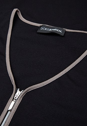 Doris Streich - Camisas - Manga Larga - para mujer Grege