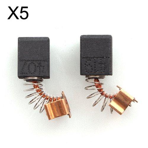1 paire de balais de charbon pour Makita Cb419 Cb407 Hr2432 Hr2440 Hr2450t 11.5 x 9 x 6 mm MECO CO. LTD