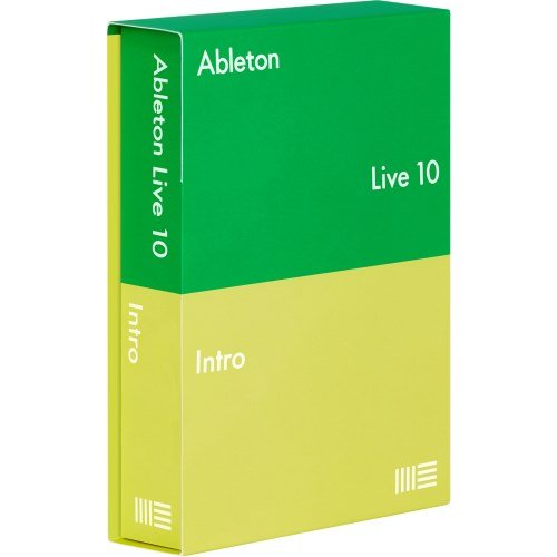 Ableton Live 10 Intro (Boxed Version) by Ableton