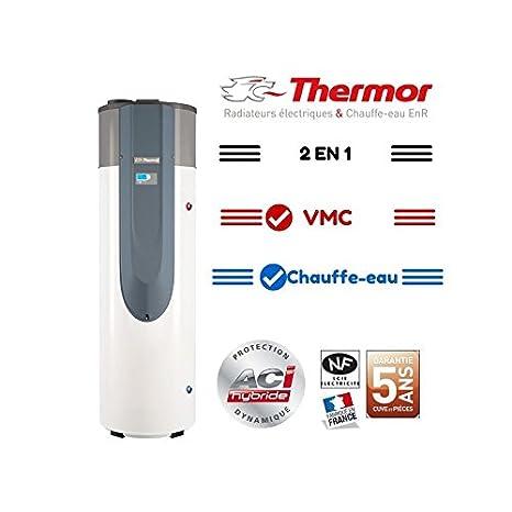 Agua caliente Termodinámica Aeromax VMC 2