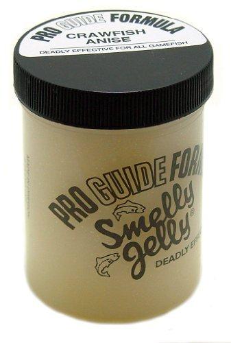 Smelly Jelly Pro Guide Formula Scent: Crawfish-Salt Glitter (#330) by Smelly Jelly
