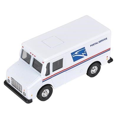 Postal Service Truck (Postal Service Truck- Die Cast Metal - Pull back and go)