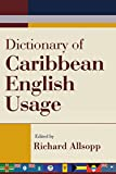 img - for Dictionary of Caribbean English Usage book / textbook / text book