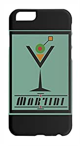 Martini Vintage Poster Iphone 6 plus case