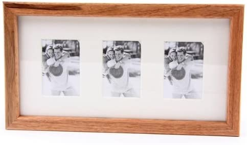 4 Photos of 2.5 x 2.5 Inches 4 Picture Silver Colour Photo Frame 6 x 6cm