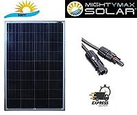 Mighty Max Battery 100 watt Off Grid Sol...