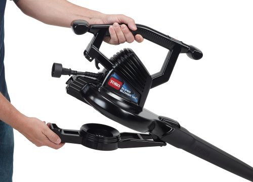 Electric Blowers Product : Toro super leaf blower vac mph buy online in