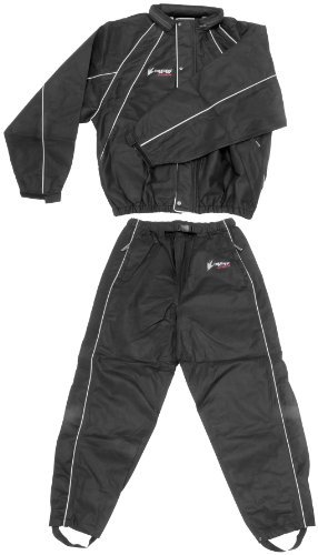 Frogg Toggs Hogg Togg Rainsuit , Gender: Unisex, Color: Black, Size Segment: Adult, Size: XL FT10322-01-XL