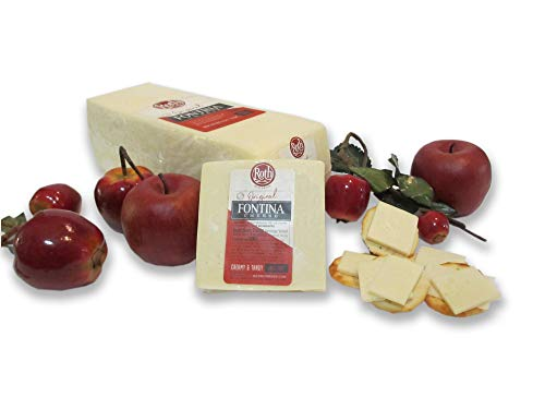Fontina - Wisconsin Cheese 8 oz.