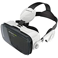 BOBO VR Z4 Virtual Box 3D Glasses Virtual Reality with Headset with Bluetooth Remote Controller