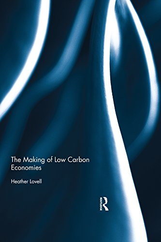 Download The Making of Low Carbon Economies Pdf