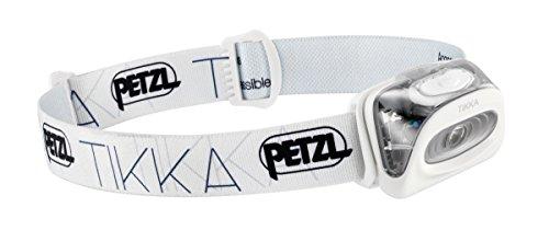 - PETZL - Tikka Headlamp 100 Lumens, White