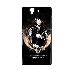 Generic For L36H Xperia Z Print With Avenged Sevenfold Friendly Phone Cases For Man Choose Design 1