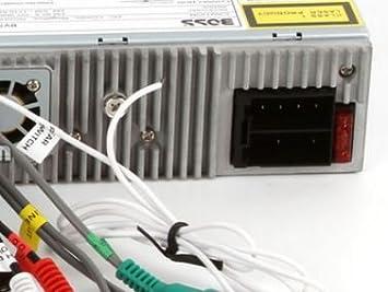 amazon com boss car sterio head unit 16 pin wire harness power plug rh amazon com Kenwood Wiring Harness Diagram JVC Wiring Harness Diagram