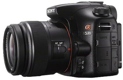 Sony SLT-A57K - Cámara réflex Digital de 16.1 MP (Pantalla de 3 ...